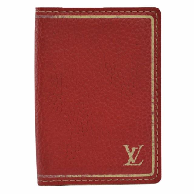 【定番人気】【中古】ルイヴィトン カードケース ...