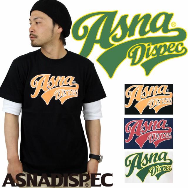 ASNADISPEC(アスナディスペック) メンズ Tシャツ ...