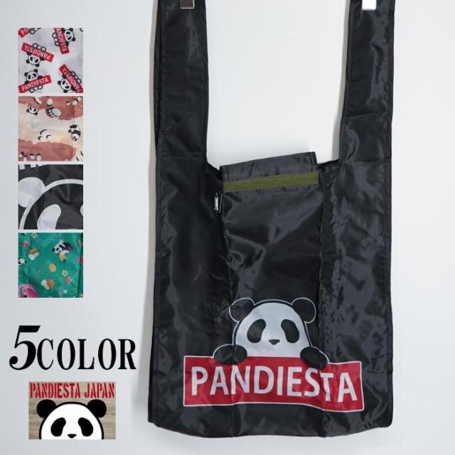 予約販売 パンディエスタ PANDIESTA エコバッグ ...