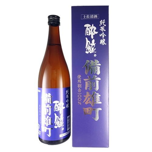 日本酒 酔鯨酒造 酔鯨 純米吟醸 備前雄町 720ml ...