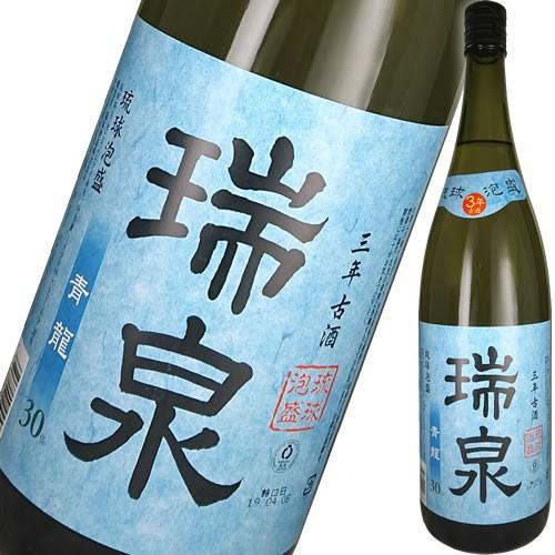 泡盛 瑞泉酒造 瑞泉 青龍 古酒 1800ml  30度 お...
