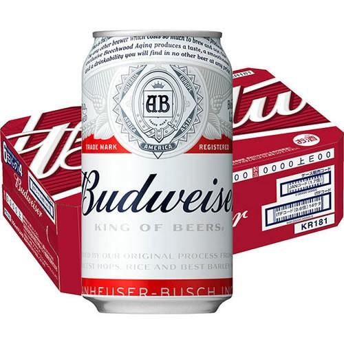 訳あり ケース売り バドワイザー Budweiser 355ml...