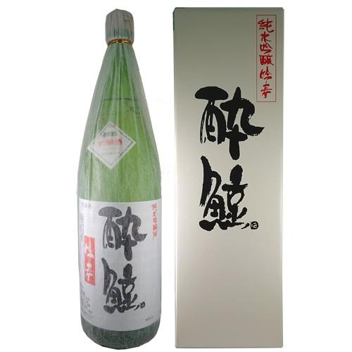 日本酒 酔鯨酒造 酔鯨 純米吟醸 吟寿 1800ml 高知...
