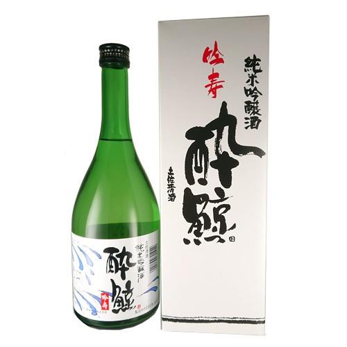 酔鯨酒造 酔鯨 純米吟醸 吟寿 720ml 高知の日本酒...