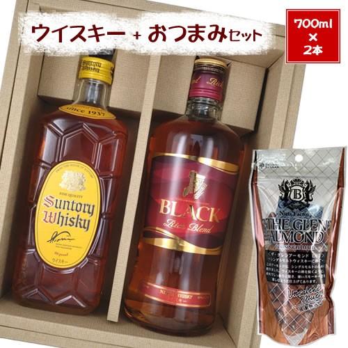 ギフト プレゼント ウイスキー おつまみナッツ セ...