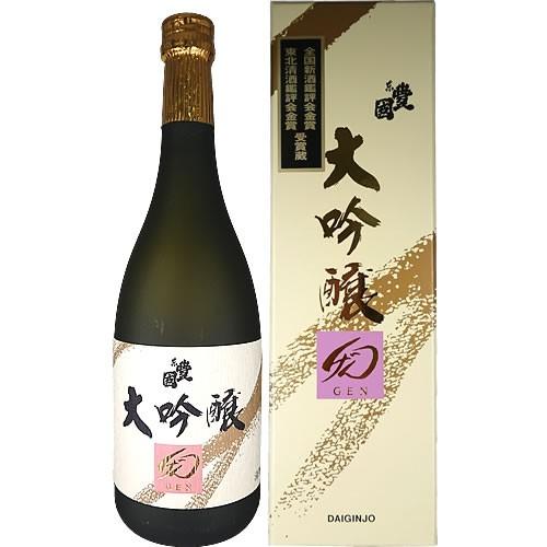 金賞受賞蔵 日本酒 大吟醸 豊国酒造 東豊国 大吟...