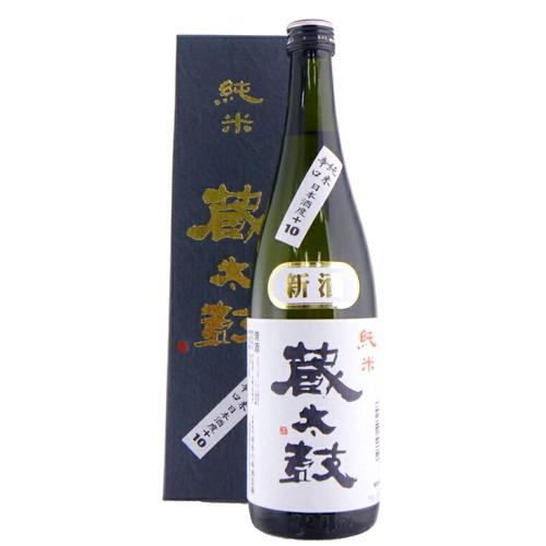 【喜多の華酒造】喜多の華 蔵太鼓辛口純米 720...