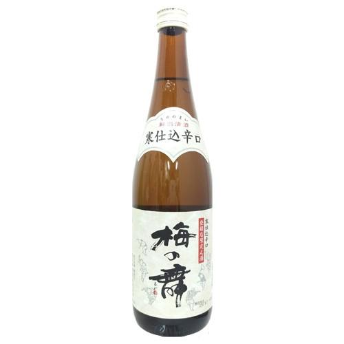 日本酒 高の井酒造 梅の舞 寒仕込辛口 720ml 新潟...