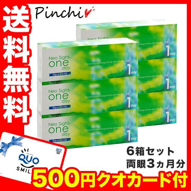 【送料無料+¥500クオ】ネオサイトワンデー アク...