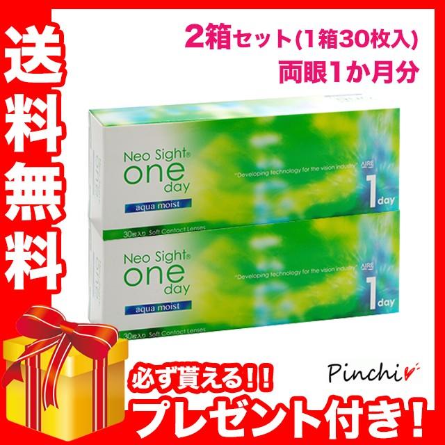 【送料無料+パック1枚付】ネオサイトワンデー ア...