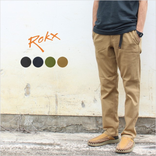ロックス ROKX クラシック ストリート パンツ CLA...