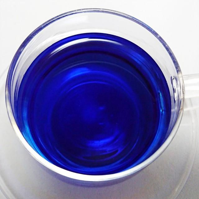 バタフライピー 青いお茶 ハーブティー アンチャ...