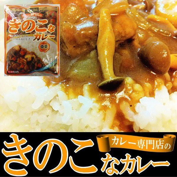 【全国送料無料】カレー きのこなカレー 200g メ...