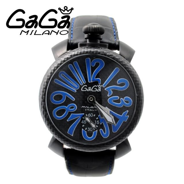送料無料 ガガミラノ 腕時計 GaGa MILANO ウォッ...