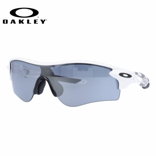 オークリー サングラス OAKLEY RADARLOCK PATH レーダーロックパス OO9206-02 Matte White / Slate Iridium アジアンフィット 海外正規品