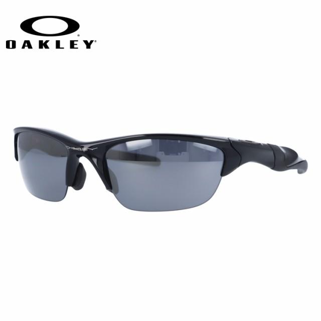 オークリー サングラス OAKLEY HALF JACKET2.0 ハーフジャケット2.0 OO9153-01 Polished Black / Black Iridium アジアンフィット国内正