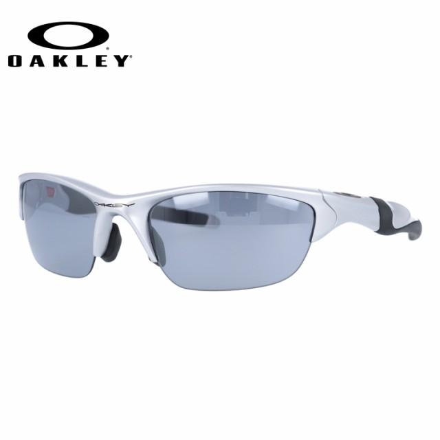 オークリー サングラス OAKLEY HALF JACKET2.0 ハーフジャケット2.0 OO9153-02 Silver / Slate Iridium アジアンフィット【国内正規品】