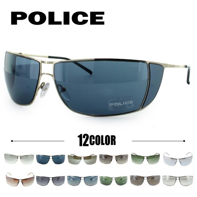 送料無料 ポリス サングラス 国内正規品 POLICE S2819M(S2819K) 全13カラー イタリア製 UVカット UVカット