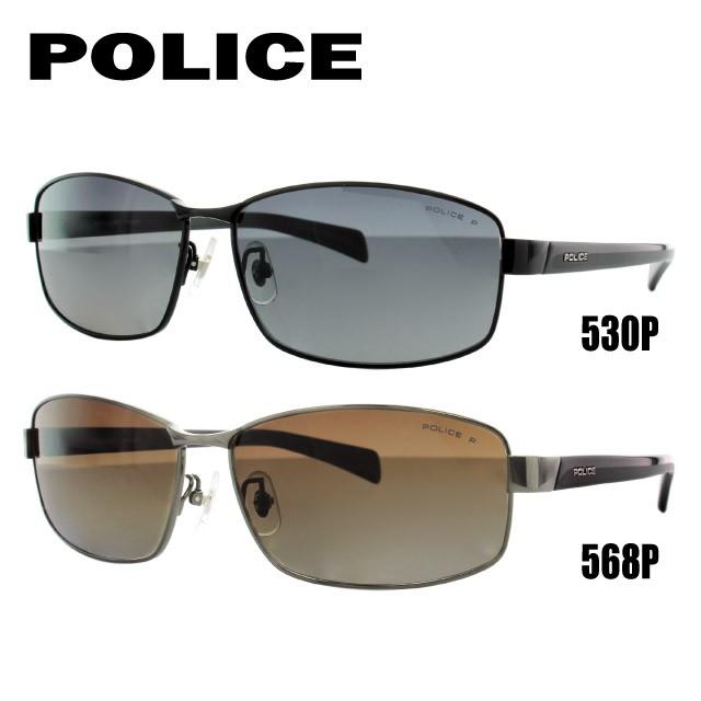 ポリス サングラス POLICE SPL271J 530P/568P 61 偏光レンズ アジアンフィット 人気 ブランド ファッション オシャレ アイウェア