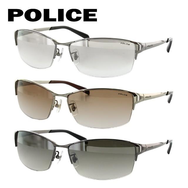 送料無料 ポリス POLICE サングラス ベッカムモデル 限定復刻 国内正規品 SPL024J 全3カラー 60サイズ 調整可能ノーズパッドUVカット