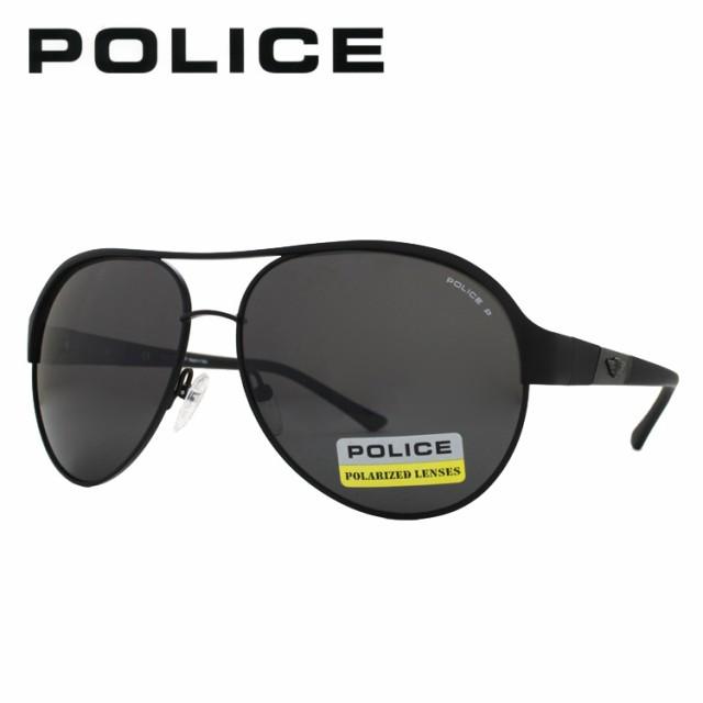 ポリス サングラス POLICE S8563N 531P 60