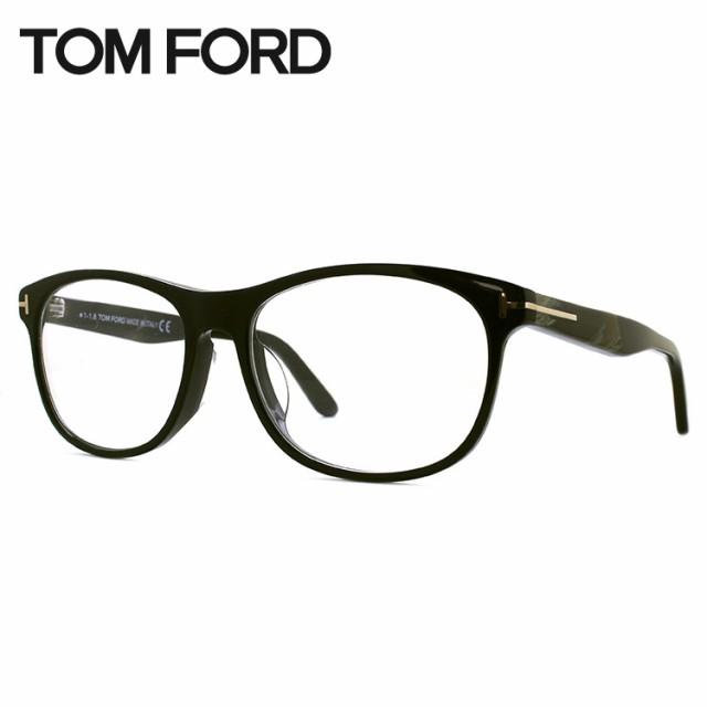 トムフォード メガネフレーム アジアンフィット T...