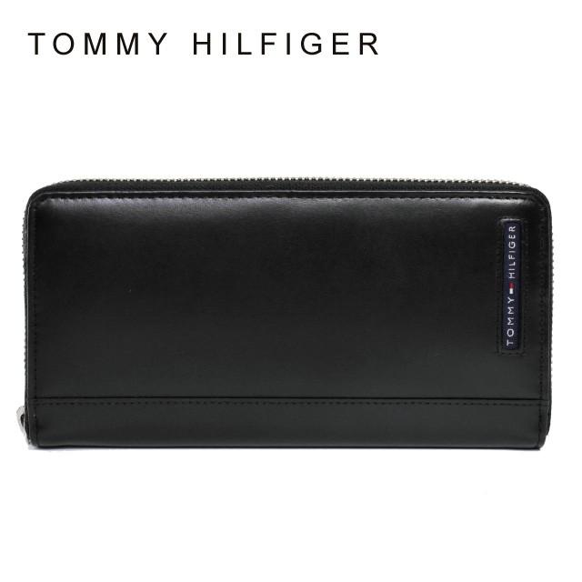 送料無料 トミーヒルフィガー 財布 TOMMY HILFIGE...