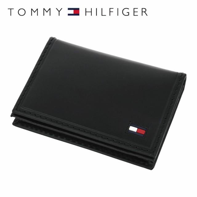 トミーヒルフィガー カードケース・名刺入れ TOMM...