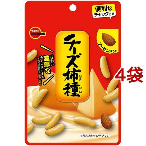 ブルボン チーズ柿種CH(38g*4袋セット)[せんべい...