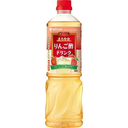 ミツカン ビネグイット まろやかりんご酢ドリンク...