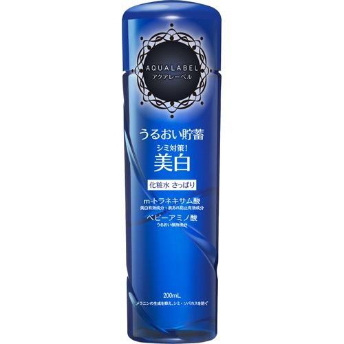 資生堂 アクアレーベル ホワイトアップ ローション I(200ml)[保湿化粧水]
