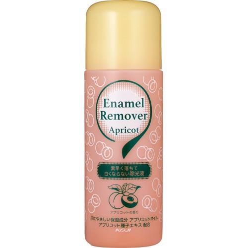 コージー エナメルリムーバー アプリコットの香り(220ml)[除光液・リムーバー]