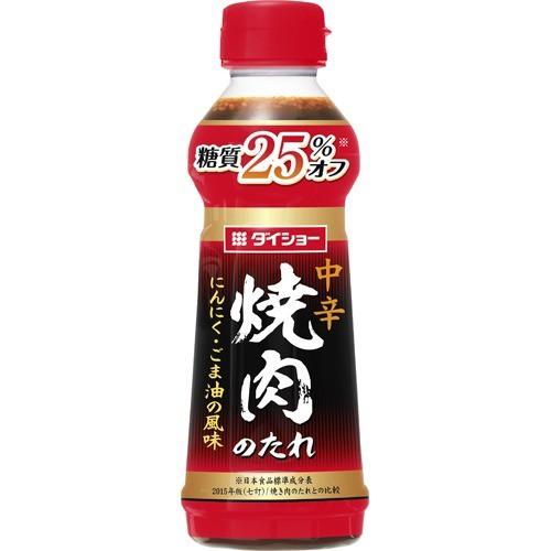 ダイショー 糖質オフ 焼肉のたれ 中辛(350g)[たれ]