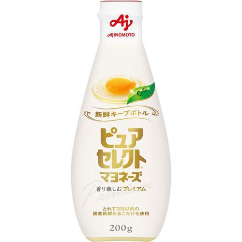 ピュアセレクト マヨネーズ 新鮮キープボトル(200...