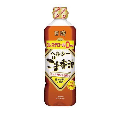 日清オイリオ ヘルシーごま香油(600g)[胡麻油]