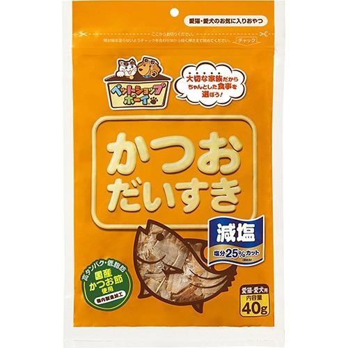 減塩 かつおだいすき(40g)[猫のおやつ・サプリメ...