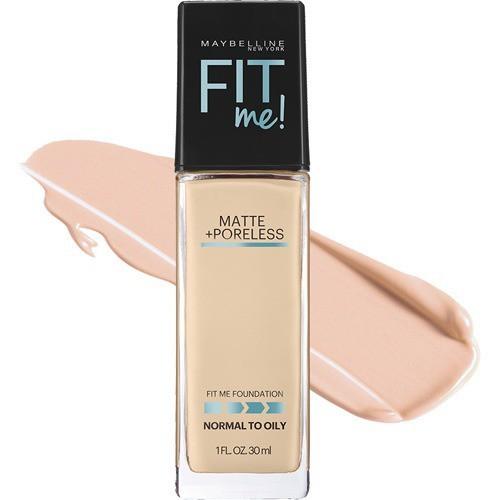 フィットミー リキッド ファンデーション 115 標準的な肌色 ピンク系 マット(30ml)[リキッドファンデーション]