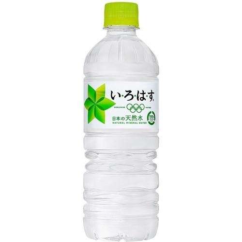 い・ろ・は・す PET(555ml*24本入)[国内ミネラルウォーター]
