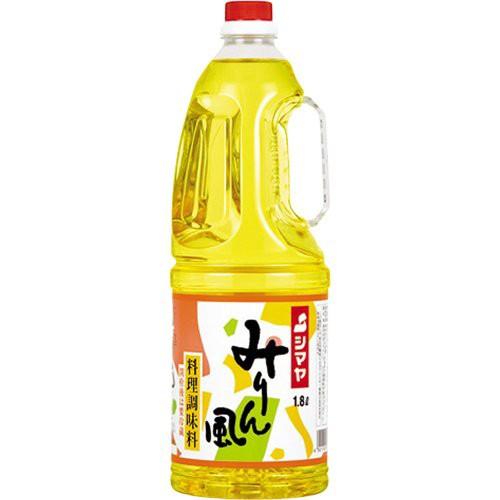 シマヤ みりん風 料理調味料(1.8L)[みりん風調味...