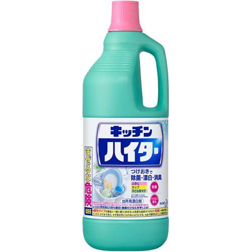 キッチンハイター キッチン用漂白剤 大 ボトル(15...