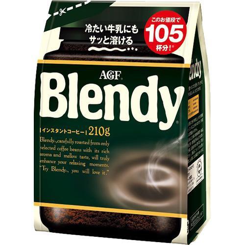 AGF ブレンディ 袋(210g)[インスタントコーヒー]