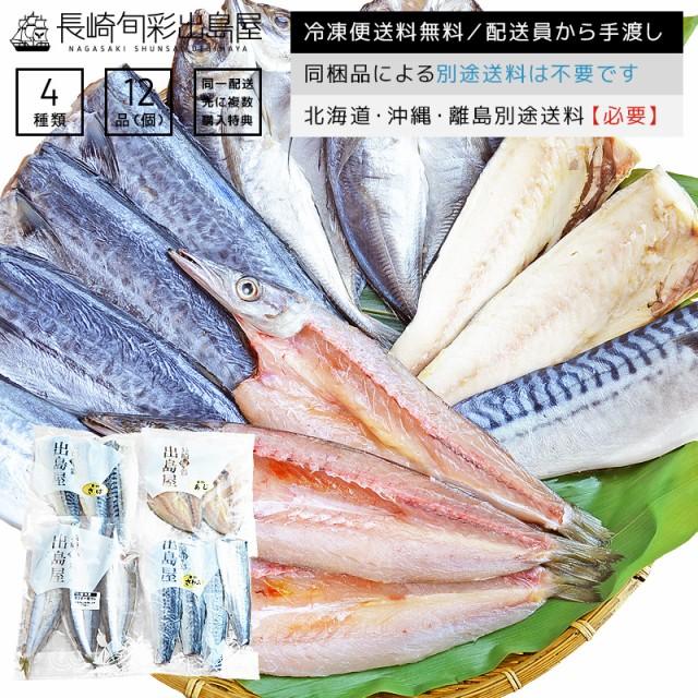 訳あり 魚種おまかせ干物セット 条件クリアでオマ...