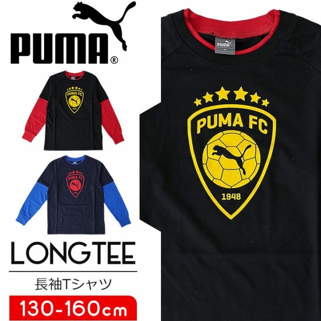 ◆プーマ PUMA ロンT長袖Tシャツ 長袖 Tシャツ ...