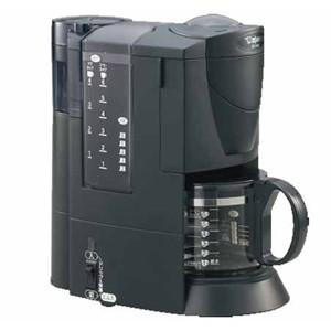 象印 EC-VL60-BA [ミル付きコーヒーメーカー ブラ...