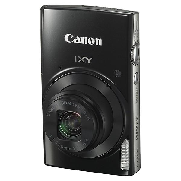 CANON IXY 210 ブラック [コンパクトデジタルカメ...