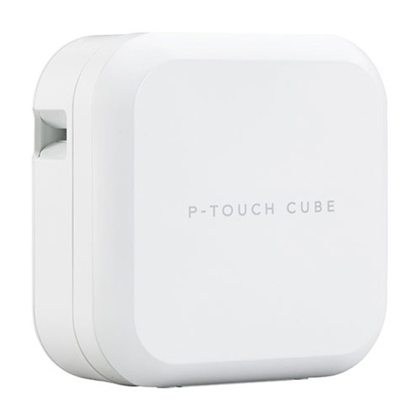 Brother PT-P710BT P-TOUCH CUBE (ピータッチ キ...