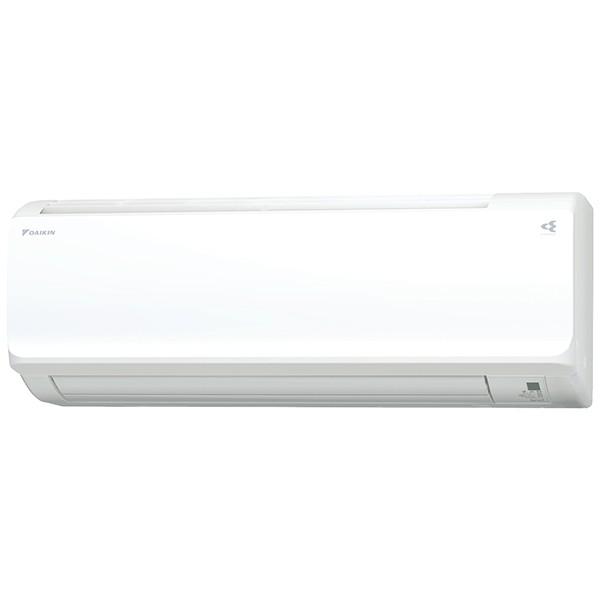 DAIKIN S40WTCXP-W ホワイト CXシリーズ [エアコン (主に14畳用・単相200V)]【あす着】