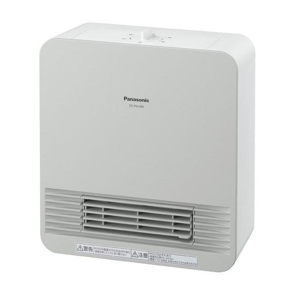 PANASONIC DS-FN1200-W ホワイト [セラミックファ...