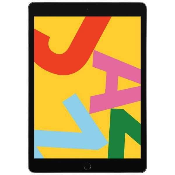 APPLE MW742J/A スペースグレイ [iPad Wi-Fiモデ...