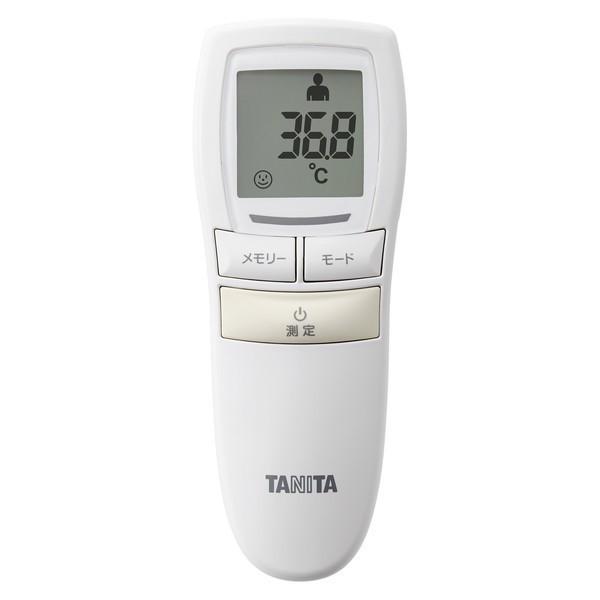 TANITA BT-541-IV アイボリー [非接触体温計]【あ...